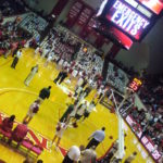 Pregame at Assembly Hall