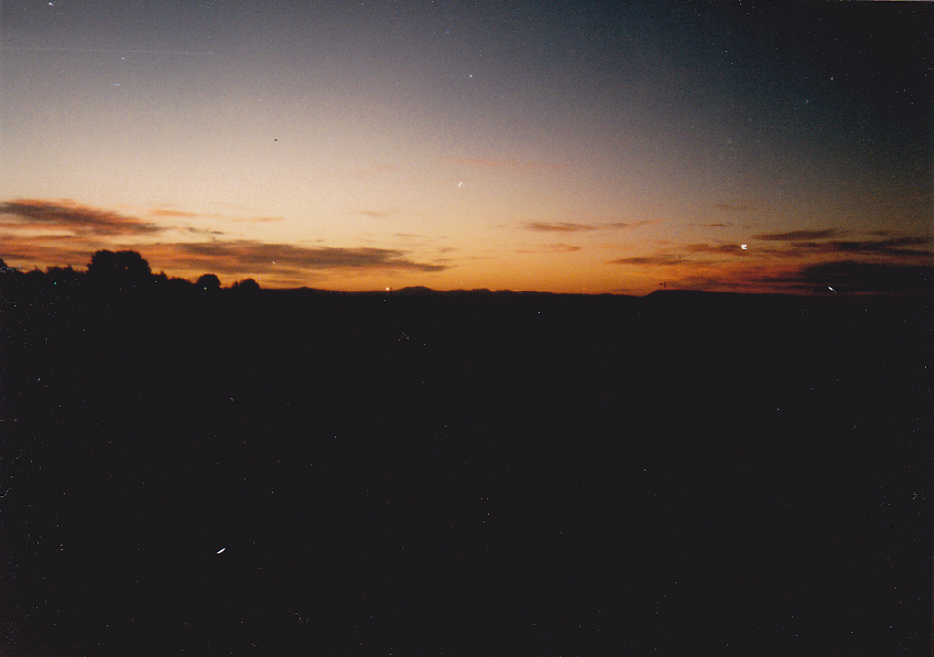 Philmont Sunrise