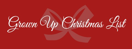 my ultimate christmas playlist grown up christmas list - Amy Grant Grown Up Christmas List