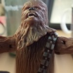 Bobblehead Chewie was right