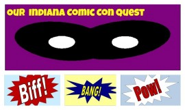 Indiana Comic Con Quest