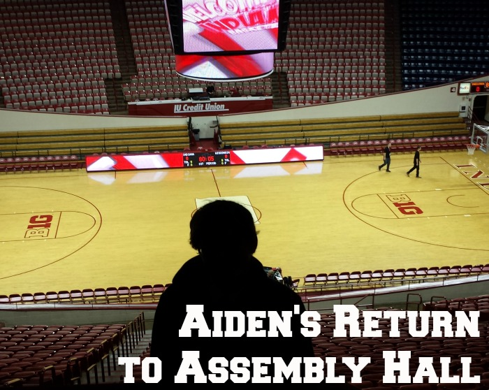 Return to Assembly Hall