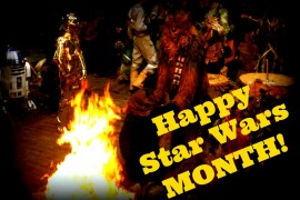Star Wars MONTH