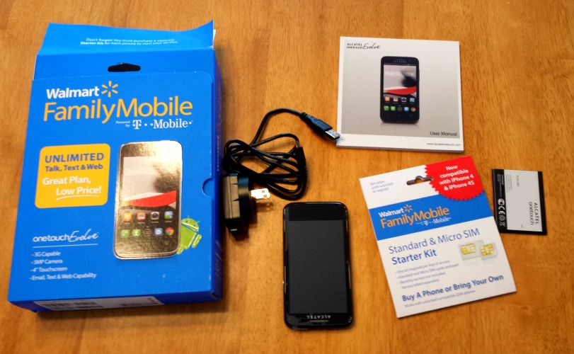 Alcatel One Touch Evolve #Phones4School