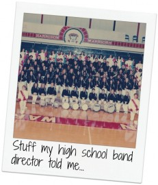 Harrison Marching Band