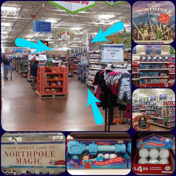 Northpole Collection at Walmart #Northpole #shop
