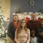 Merry Christmas from the Todds!